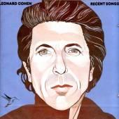 COHEN LEONARD  - CD RECENT SONGS