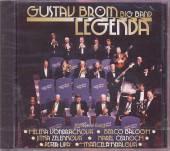 BROM GUSTAV  - CD BIG BAND LEGENDA [Dopredaj!]