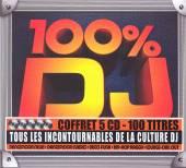 VARIOUS  - 5xCD 100% DJ