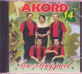 AKORD  - CD 14 TEN ZELENY JAVOR