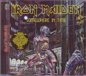 IRON MAIDEN  - CD SOMEWHERE IN TIME [R] -ENHANCED-