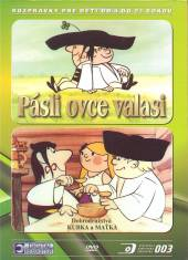 ROZPRAVKA  - DVD MATKO A KUBKO PASLI OVCE VALASI DVD