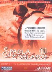 FILM  - DVS SPADLA 03 Z OBLAKOV (7-9)