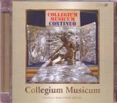 COLLEGIUM MUSICUM  - CD CONTINUO [R]