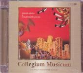 COLLEGIUM MUSICUM  - CD MARIAN VARIOUSGA & COLLEGIUM