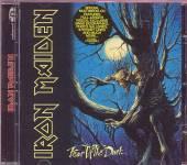 IRON MAIDEN  - CD FEAR OF THE DARK