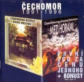 CECHOMOR  - 2xCD DOVECNOSTI/MEZI HORAMI