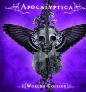 APOCALYPTICA  - CD WORLDS COLLIDE