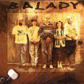 BRATRI NEDVEDOVE  - CD BALADY