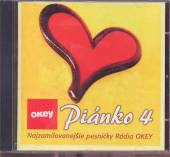 VARIOUS  - CD OKEY PIANKO 4