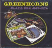 GREENHORNS  - 3xCD ZLATA ERA 1967-1974