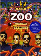 U2  - 2xDVD ZOO TV LIVE FROM SYDNEY