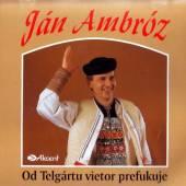AMBROZ JAN  - CD OD TELGARTU VIETOR PREFUKUJ 03