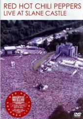 RED HOT CHILI PEPPERS  - DVD LIVE AT SLANE CASTLE