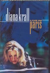 KRALL DIANA  - DVD LIVE IN PARIS