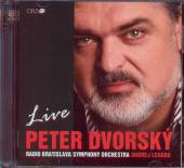 DVORSKY PETER  - 2xCD LIVE