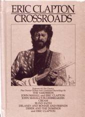 CLAPTON ERIC  - 4xCD+DVD CROSSROADS