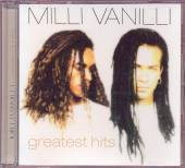 MILLI VANILLI  - CD GREATEST HITS