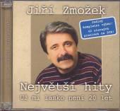 ZMOZEK JIRI  - 2xCD NEJVETSI HITY /2CD/ 2007