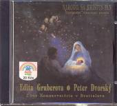 DVORSKY PETER & GRUBEROVA EDI  - CD NARODIL SA KRISTUS PAN