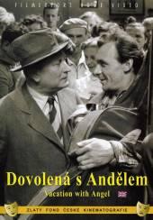 FILM  - DVD DOVOLENA S ANDELEM
