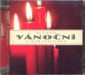 VARIOUS  - 2xCD NEJLEPSI VANOCNI ALBUM...