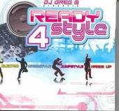 VARIOUS  - 4xCD READY 4 STYLE