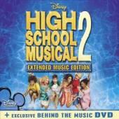SOUNDTRACK  - 2xCD+DVD HIGH SCHOOL MUSICAL 2/MUZIKAL