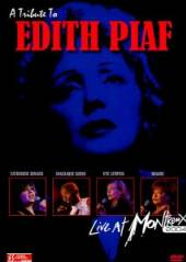 TRIBUTE TO EDITH PIAF - LIVE AT MONTRE - supershop.sk