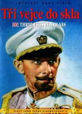 FILM  - DVD TRI VEJCE DO SKLA