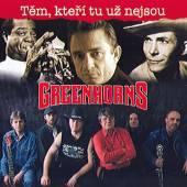 GREENHORNS  - CD TEM, KTERI TU UZ NEJSOU