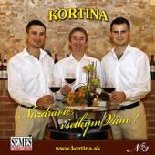 KORTINA  - CD 03 NAZDRAVIE VSETKYM VAM!