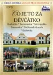 VARIOUS  - DVD CO JE TO ZA DEVCATKO