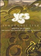 YES  - CD+DVD SYMPHONIC LIVE 2001