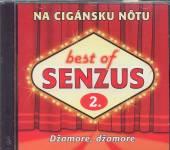 SENZUS  - CD BEST OF 2 - DZAMORE DZAMORE