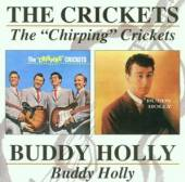 BUDDY HOLLY & THE CRICKETS  - CD CHIRPING CRICKETS / BUDDY HOLLY