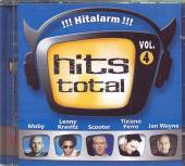 VARIOUS  - 2xCD HITS TOTAL VOL.4
