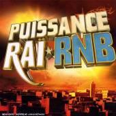 VARIOUS  - 4xCD PUISSANCE RAI - RAP (RAI - R'N