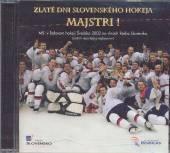 VARIOUS  - CD MAJSTRI! ZLATE DNI SLOVENSKEHO