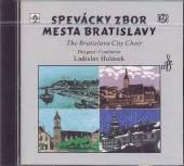 SPEVACKY ZBOR MESTA BRATISLAVY  - CD SPEVACKY ZBOR MESTA BRATISLAVY