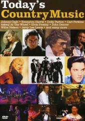 VARIOUS  - DVD TODAY'S COUNTRY MUSIC