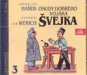 WERICH JAN  - 2xCD OSUDY DOBREHO V..