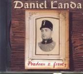 LANDA DANIEL  - CD POZDRAV Z FRONTY