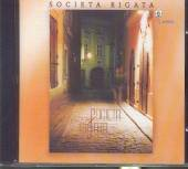 SOCIETA RIGATA  - CD SOCIETA RIGATA