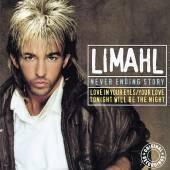 LIMAHL  - CD NEVER ENDING STORY /BEST
