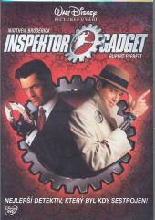 FILM  - DVD INSPEKTOR GADGET
