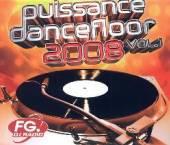 PUISSANCE DANCEFLOOR 2008 VOL. - supershop.sk