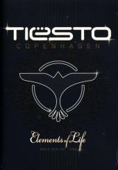 DJ TIESTO  - 2xDVD COPENHAGEN-ELEMENTS OF..