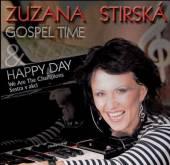STIRSKA ZUZANA & GOSPEL TIME  - CD HAPPY DAY
