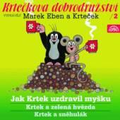 EBEN MAREK  - CD KRTECKOVA DOBRODR..